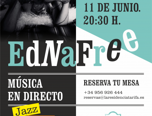 11 de Junio | Edna Free  | Música en Directo
