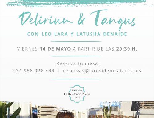 Viernes 14 mayo | Cena con Dúo musical
