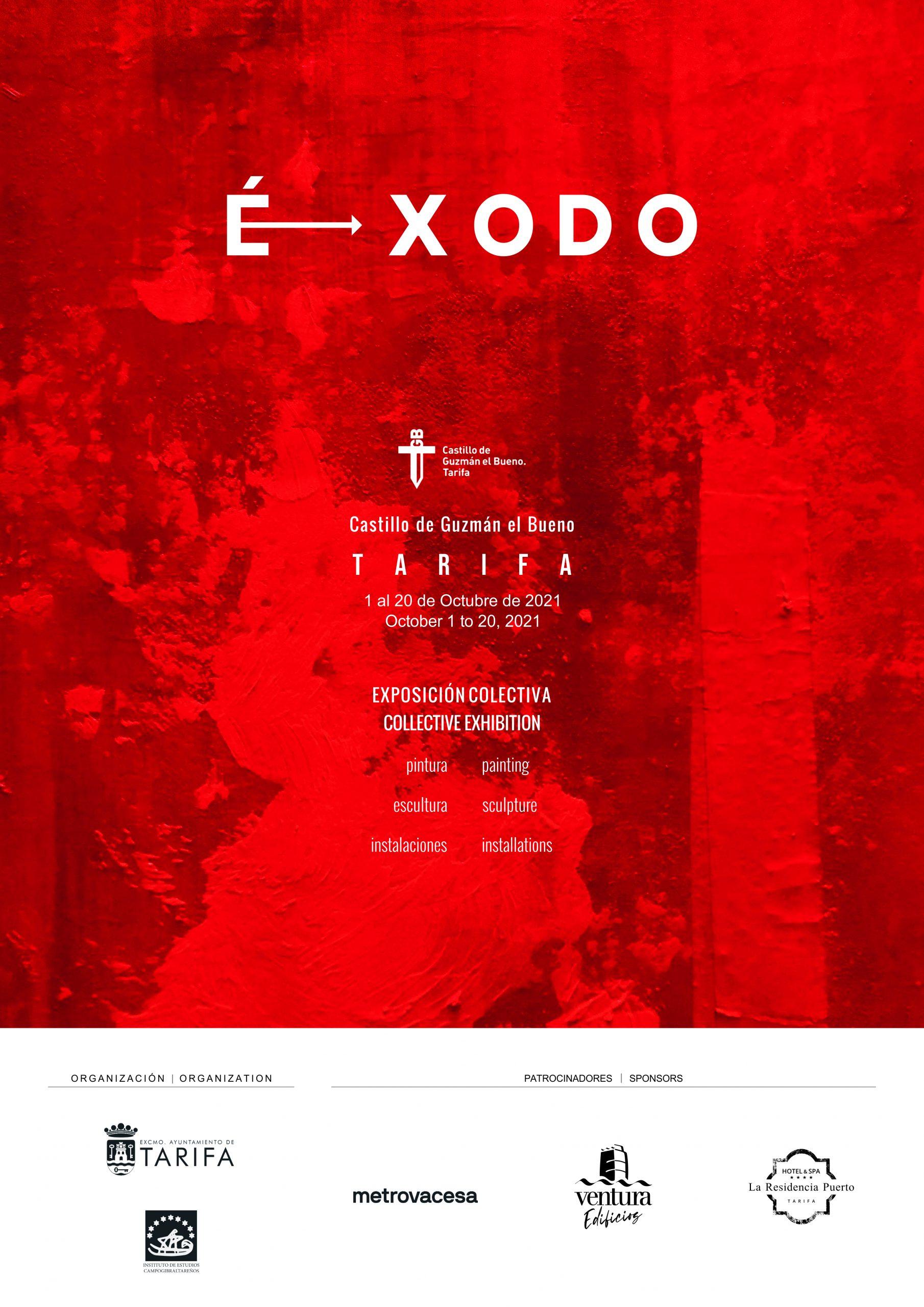 EXODO - Cartel A3