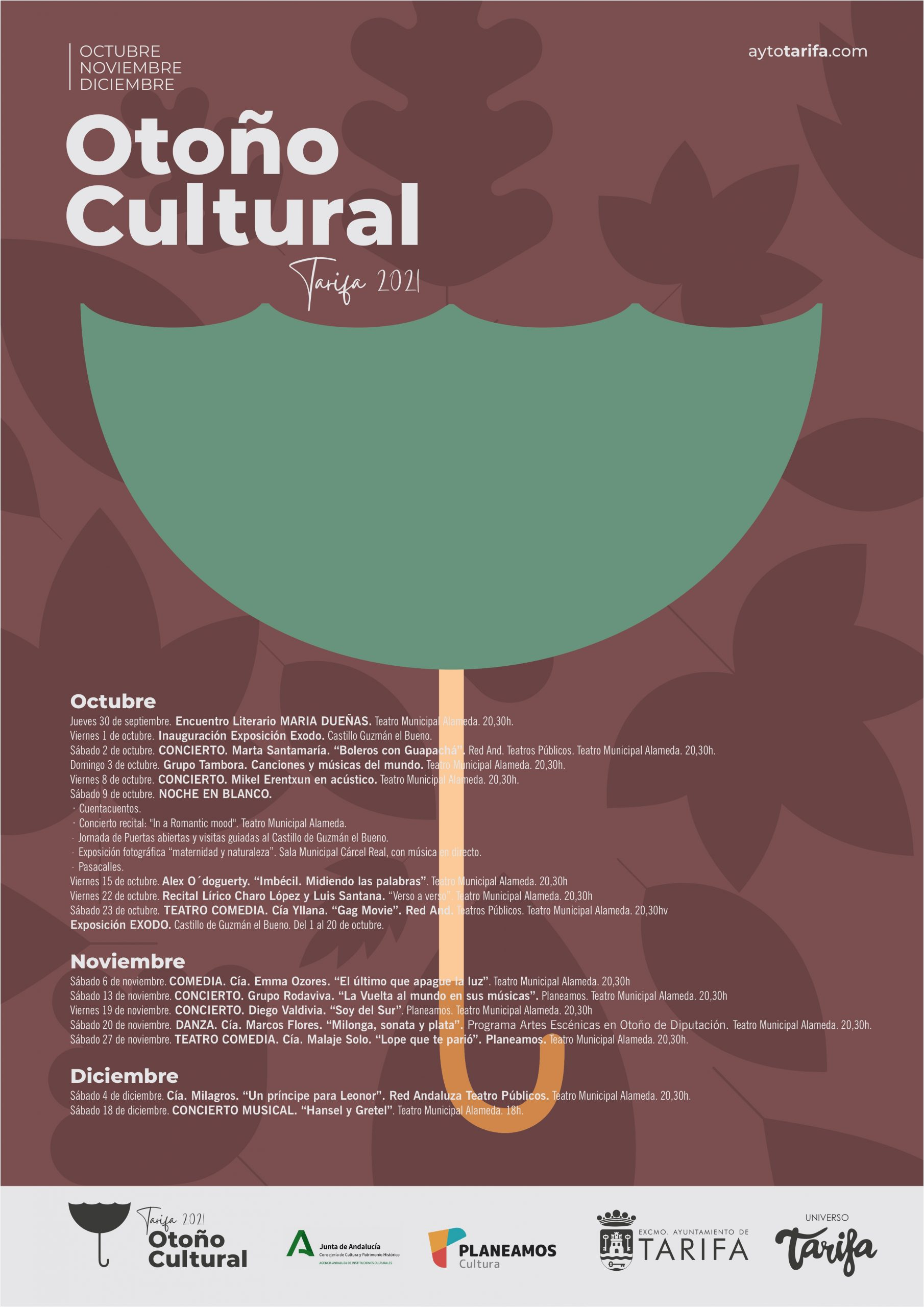 Programa Otoño Cultural